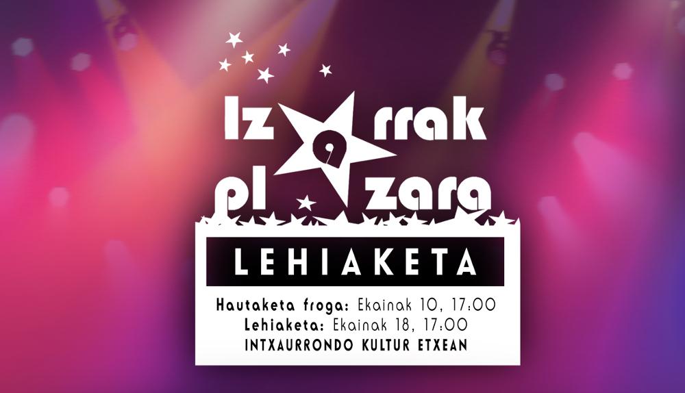 Izarrak Plazara albistea.jpg