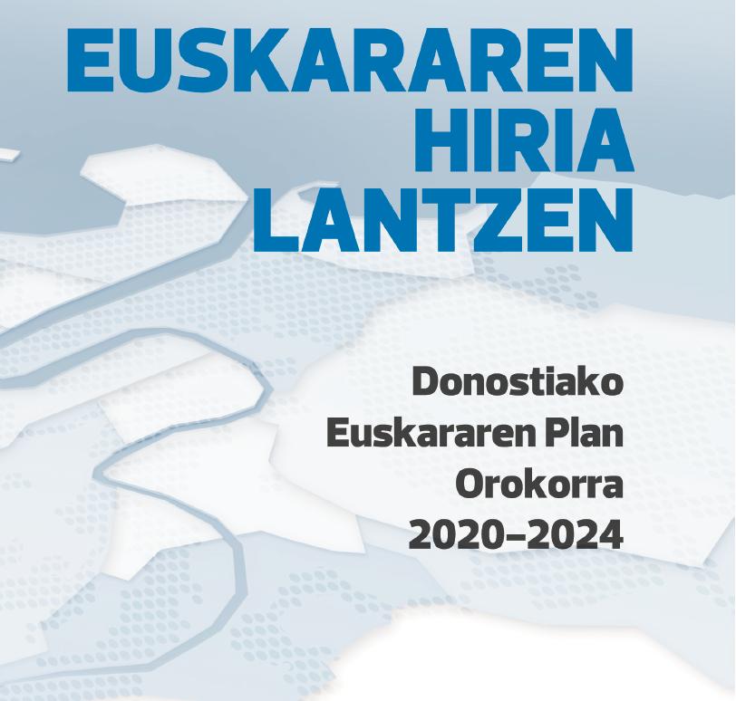 Euskara Zerbitzua 2015-2019 Euskararen Plangintza Orokorraren berrikuspen prozesuan ari da