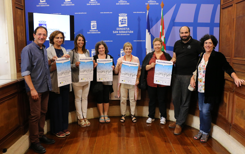 Abierta la campaña de matriculación para aprender euskera